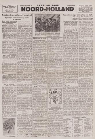Dagblad Noord-Holland, Schager editie 1943-10-11