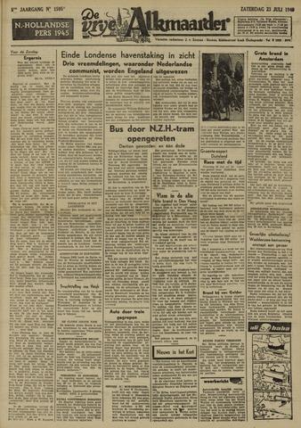 De Vrije Alkmaarder 1949-07-23