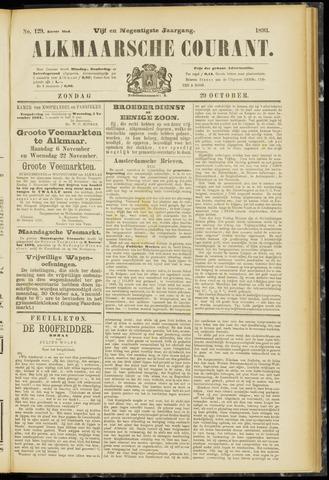 Alkmaarsche Courant 1893-10-29