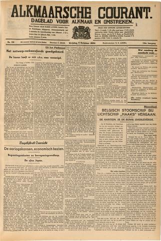 Alkmaarsche Courant 1934-10-05