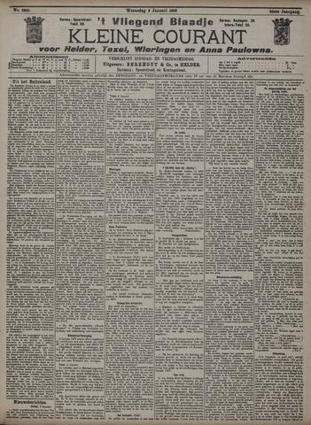 Vliegend blaadje : nieuws- en advertentiebode voor Den Helder 1908-01-08