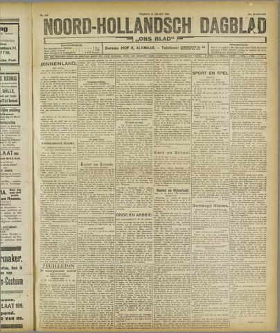 Ons Blad : katholiek nieuwsblad voor N-H 1921-03-25