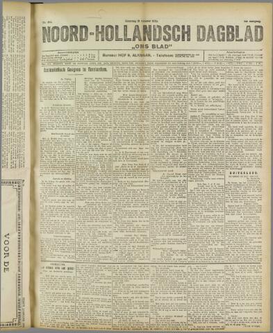 Ons Blad : katholiek nieuwsblad voor N-H 1922-10-21