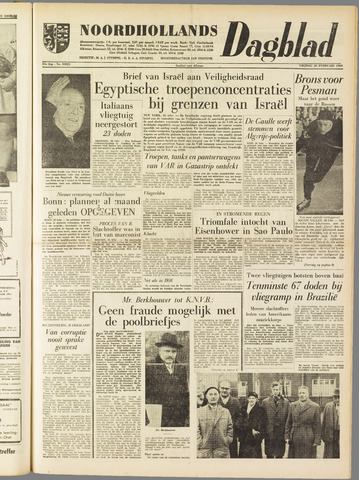 Noordhollands Dagblad : dagblad voor Alkmaar en omgeving 1960-02-26