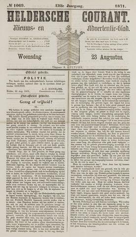 Heldersche Courant 1871-08-23