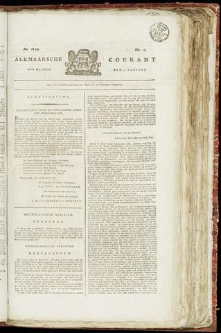 Alkmaarsche Courant 1820-01-31