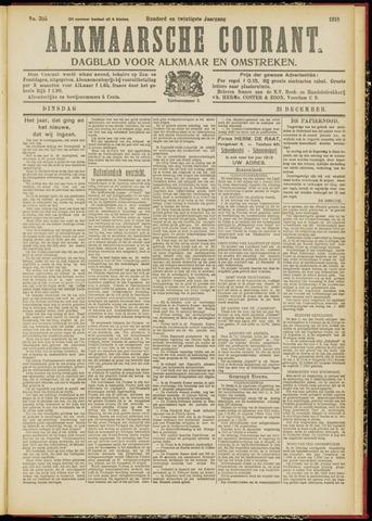 Alkmaarsche Courant 1918-12-31