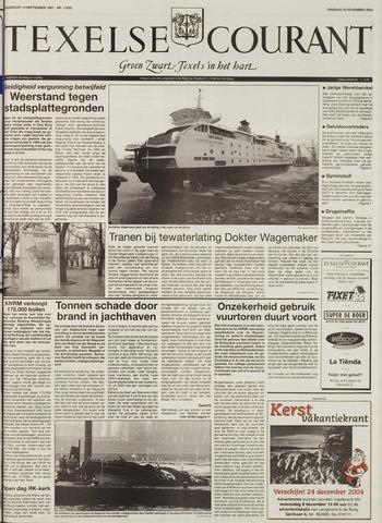 Texelsche Courant 2004-11-30