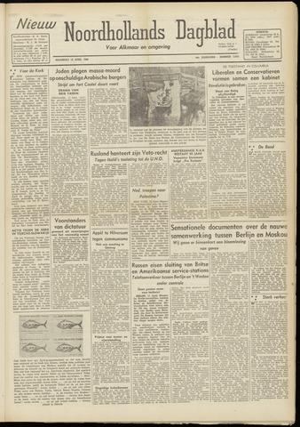 Nieuw Noordhollandsch Dagblad : voor Alkmaar en omgeving 1948-04-12