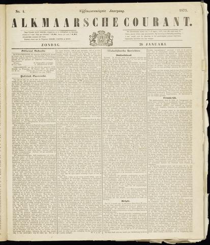 Alkmaarsche Courant 1873-01-26