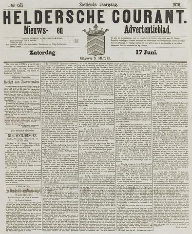 Heldersche Courant 1876-06-17