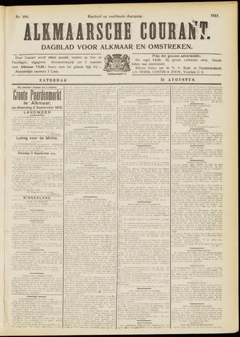 Alkmaarsche Courant 1912-08-24