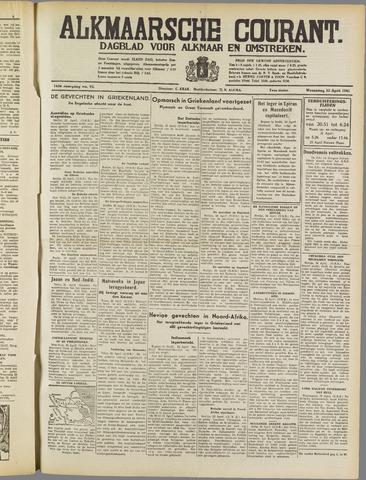 Alkmaarsche Courant 1941-04-23