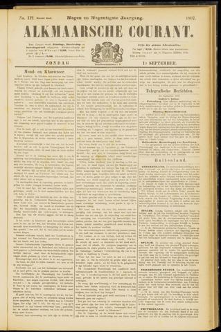 Alkmaarsche Courant 1897-09-19