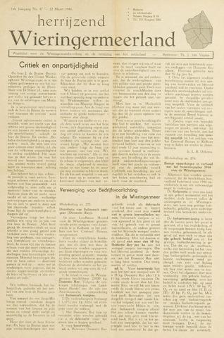 Herrijzend Wieringermeerland 1946-03-22