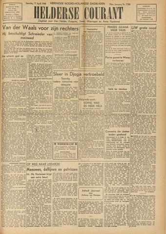 Heldersche Courant 1948-04-17