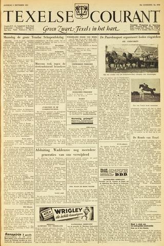 Texelsche Courant 1953-09-05