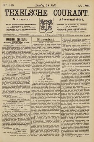 Texelsche Courant 1895-07-28