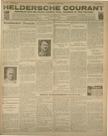 Heldersche Courant 1934-04-05