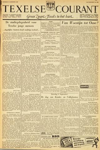 Texelsche Courant 1952-08-30