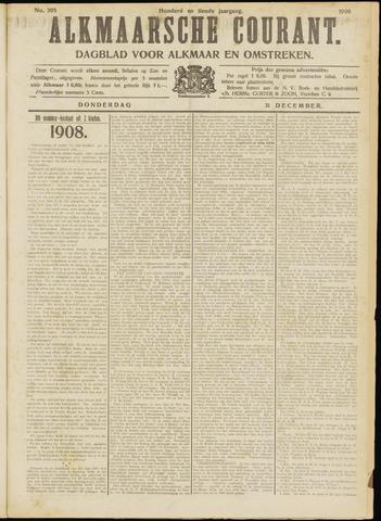 Alkmaarsche Courant 1908-12-31