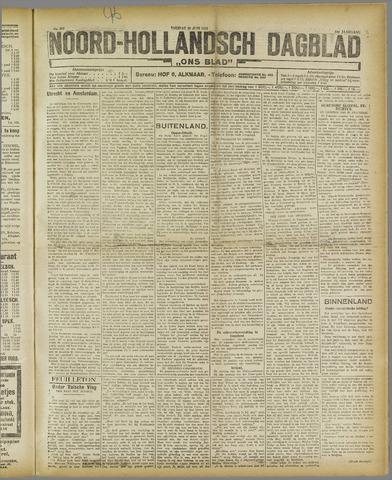 Ons Blad : katholiek nieuwsblad voor N-H 1921-06-10