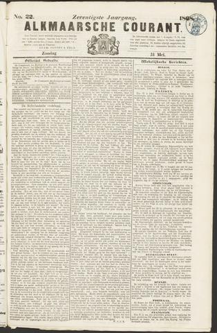 Alkmaarsche Courant 1868-05-31