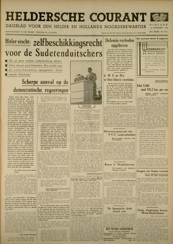 Heldersche Courant 1938-09-13