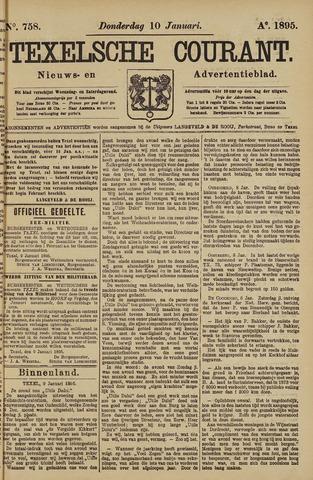 Texelsche Courant 1895-01-10
