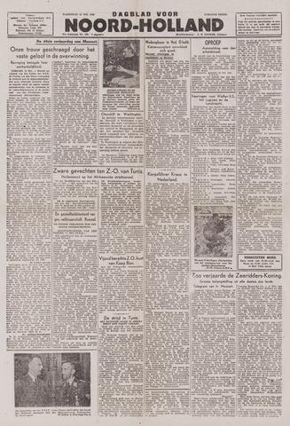 Dagblad Noord-Holland, Schager editie 1943-05-12