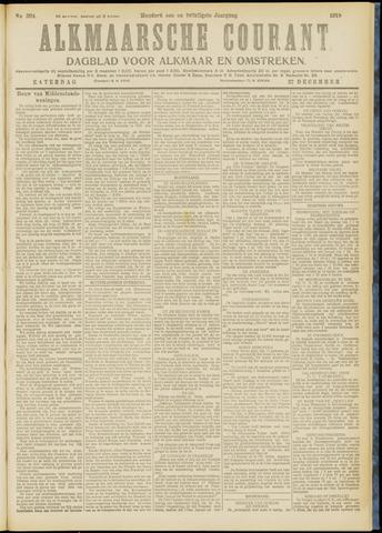 Alkmaarsche Courant 1919-12-27