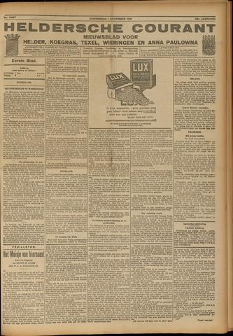 Heldersche Courant 1921-12-01