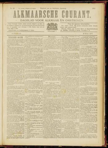 Alkmaarsche Courant 1919-03-18