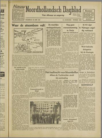 Nieuw Noordhollandsch Dagblad : voor Alkmaar en omgeving 1946-06-26