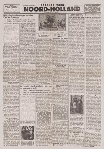 Dagblad Noord-Holland, Schager editie 1943-10-22
