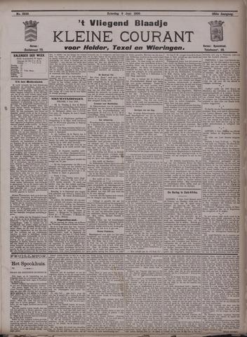 Vliegend blaadje : nieuws- en advertentiebode voor Den Helder 1900-06-09
