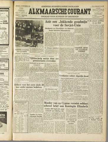 Alkmaarsche Courant 1955-12-30