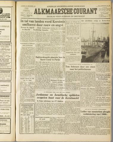 Alkmaarsche Courant 1955-12-27