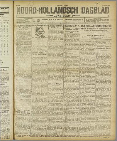 Ons Blad : katholiek nieuwsblad voor N-H 1921-07-02