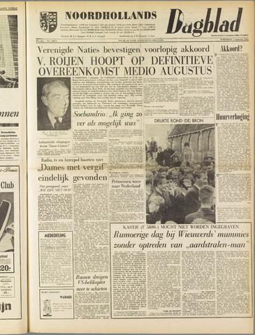 Noordhollands Dagblad : dagblad voor Alkmaar en omgeving 1962-08-01