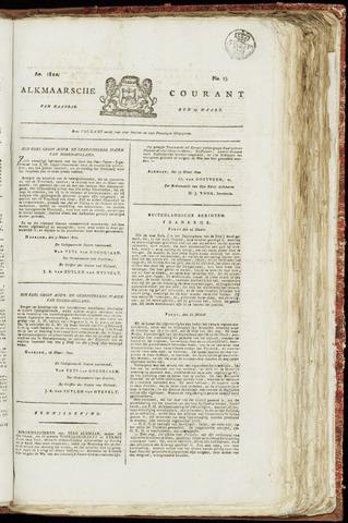 Alkmaarsche Courant 1820-03-27