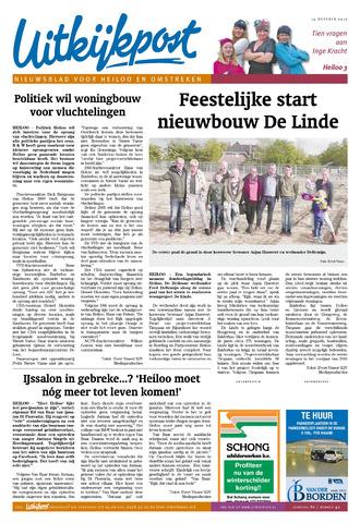 Uitkijkpost : nieuwsblad voor Heiloo e.o. 2015-10-14