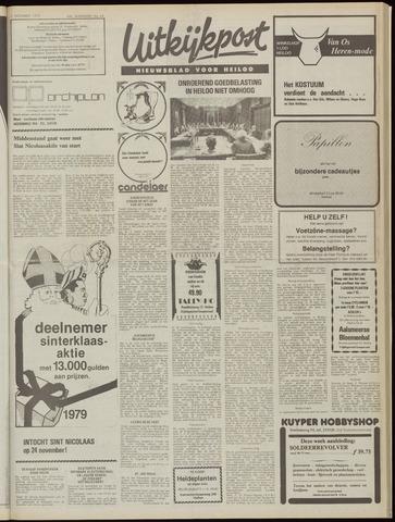 Uitkijkpost : nieuwsblad voor Heiloo e.o. 1979-11-07