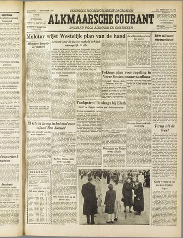 Alkmaarsche Courant 1955-11-09