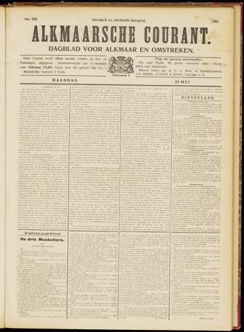 Alkmaarsche Courant 1911-05-22