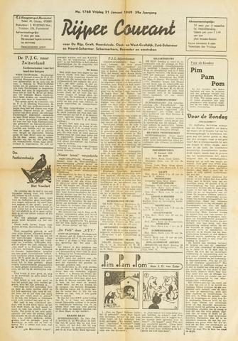 Rijper Courant 1949-01-21