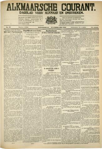 Alkmaarsche Courant 1930-02-13