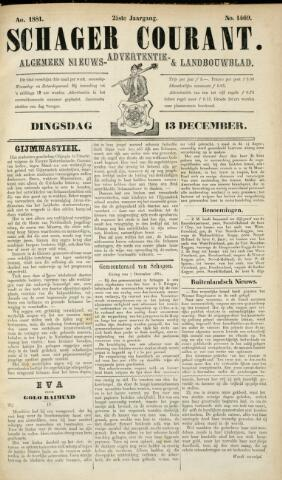 Schager Courant 1881-12-13