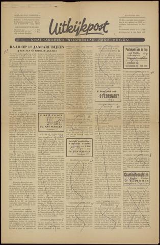 Uitkijkpost : nieuwsblad voor Heiloo e.o. 1958