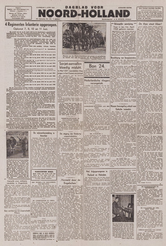 Dagblad Noord-Holland, Schager editie 1943-06-05